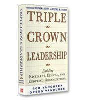 Image of Speed Review: Triple Crown Leadership