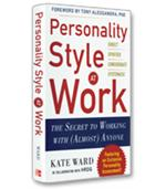 Image of Speed Review: Personality Style At Work