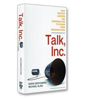 Image of Speed Review: Talk, Inc.