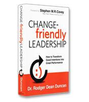 Change-Friendly Leadership