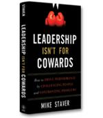 Image of Speed Review: Leadership Isn't for Cowards