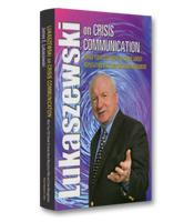 Image of Lukaszewski on Crisis Communication
