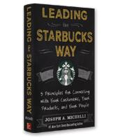 Image of Speed Review: Leading the Starbucks Way