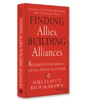 Image of Finding Allies, Building Alliances