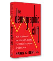 Speed Review: The Demographic Cliff