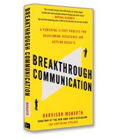 Image of Speed Review: Breakthrough Communication