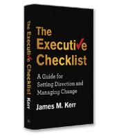 Speed Review: The Executive Checklist