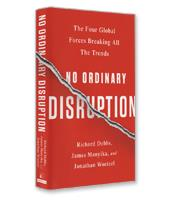 Image of Speed Review: No Ordinary Disruption