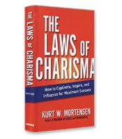 Image of The Laws of Charisma