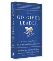 Speed Review: The Go-Giver Leader