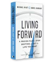 Image of Speed Review: Living Forward