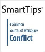 Image of SmartTips: 4 Common Sources of Workplace Conflict