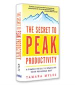 Image of The Secret to Peak Productivity