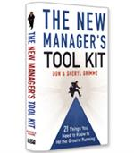 Image of The New Manager's Tool Kit