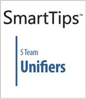 Image of SmartTips: 5 Team Unifiers