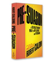 Speed Review: Pre-Suasion