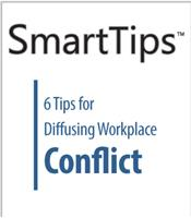 Image of SmartTips: 6 Tips For Diffusing Workplace Conflict