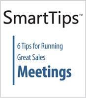 Image of SmartTips: 6 Tips For Running Great Sales Meetings