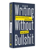 Image of Writing Without Bullshit