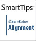 Image of SmartTips: 6 Steps To Business Alignment