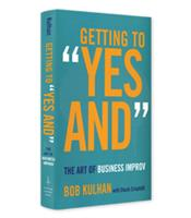"Speed Review: Getting to ""Yes And"""