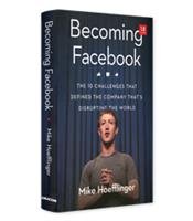 Image of Speed Review: Becoming Facebook