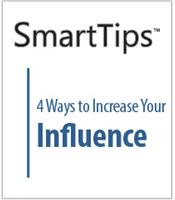 Image of SmartTips: 4 Ways To Increase Your Influence